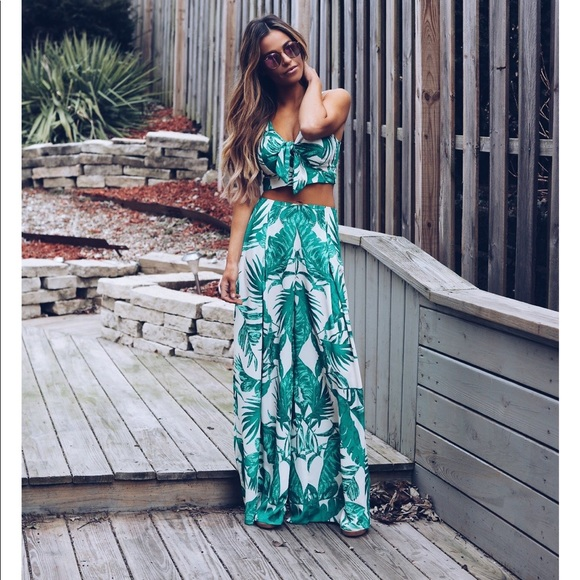 2c3aa49a84 Flying tomato Palm two piece separates